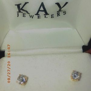 Real Kay Jewelers Earrings